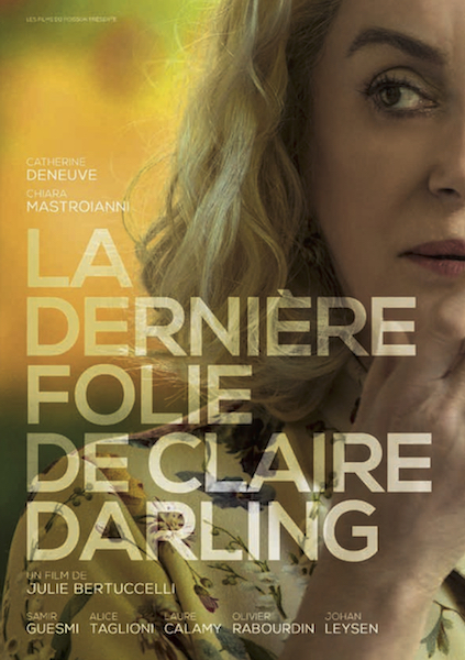 Claire Darling affiche web